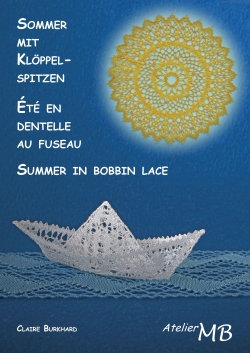 Magazine Summer in bobbin lace