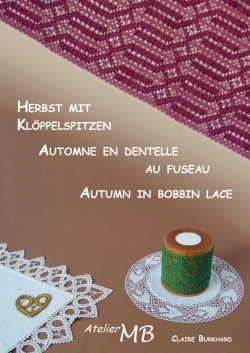Magazine Autumn in Bobbin Lace